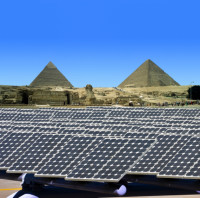 Egypt keeps up with solar PV